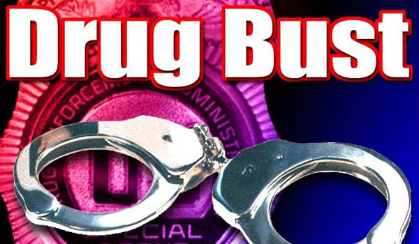 Drug Crimes - Drug Bust